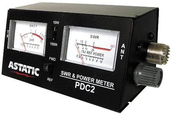 Astatic  SWR/RF/Field Strength Test Meter