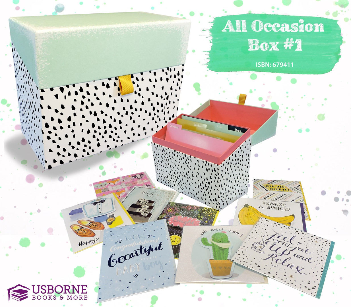 All Ocassion Box #1