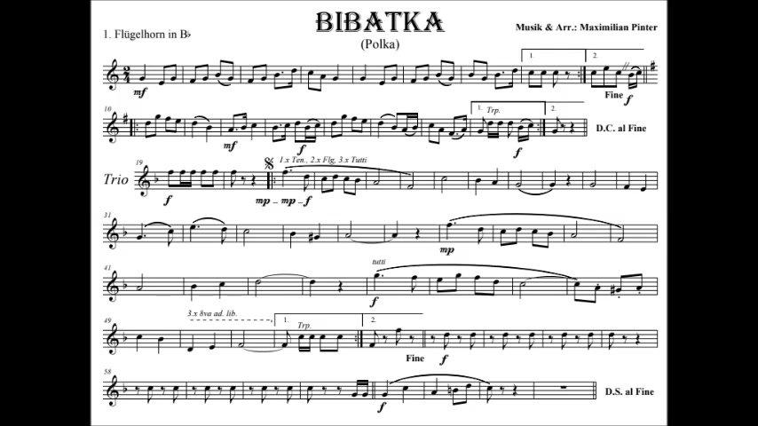 Bibatka (Polka)