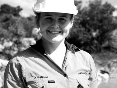 Have you met Johannah Mannix?
