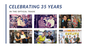 35th Annual Grand Lucky Draw Raylite Optical