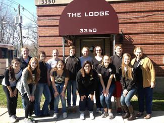 Purdue Handbells @ The Lodge Recording Studios