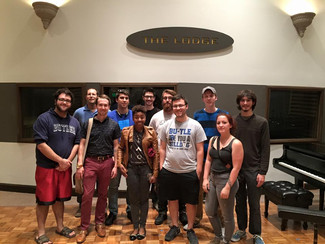 Butler Music Business Students Tour The Lodge!