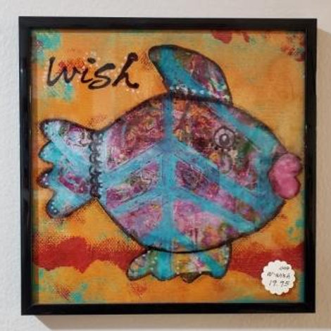 Wish - Painting