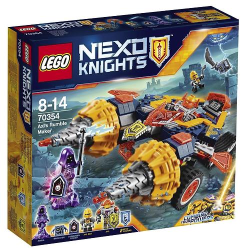 Nexo Knights Бур-машина Акселя (70354)
