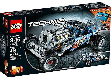 Lego Technic ХотРод 2в1