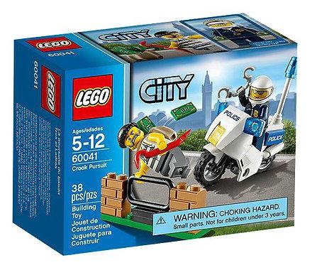 Lego City Погоня за взломщиком