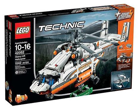 Lego Technic Тяжелый грузовой вертолет