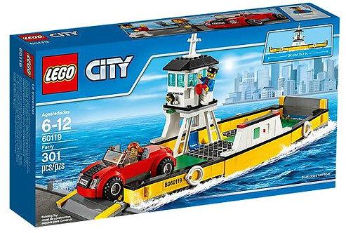 Lego City Паром