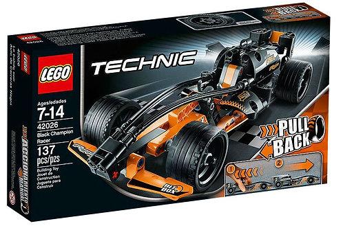 Lego Technic Гоночный автомобиль Черный чемпион