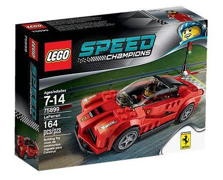Lego Speed Champions LaFerrari