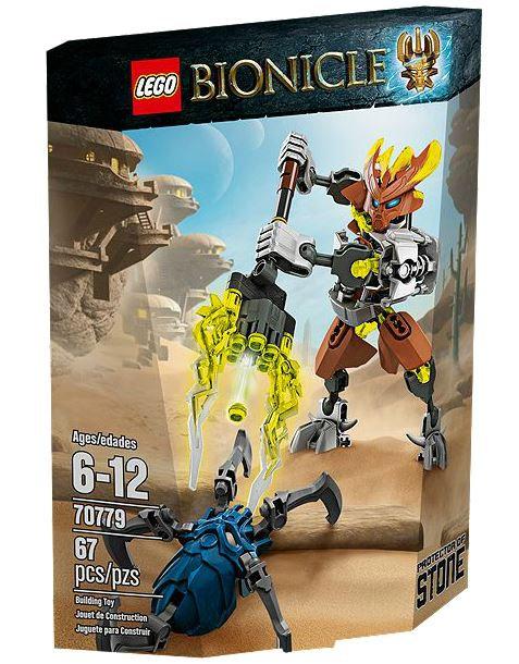 Lego Bionicle Страж камня