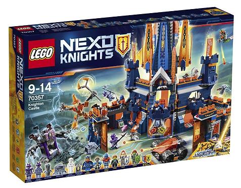 Nexo Knights Королевский замок Найтон (70357)