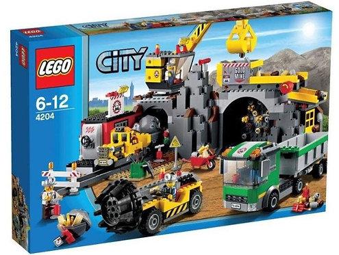 «Lego City Шахта»