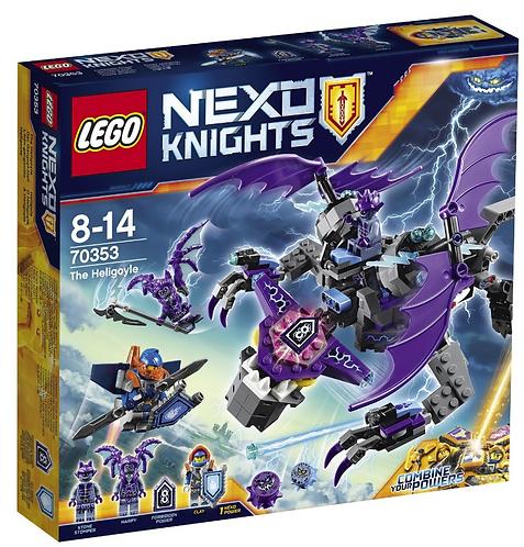 Nexo Knights Летающая Горгулья (70353)
