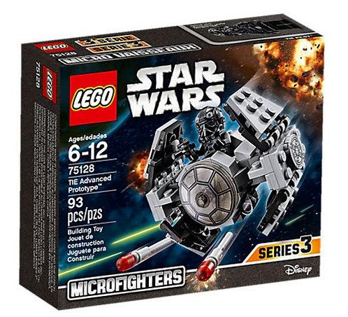Малые Star Wars. TIE улучшенный прототип