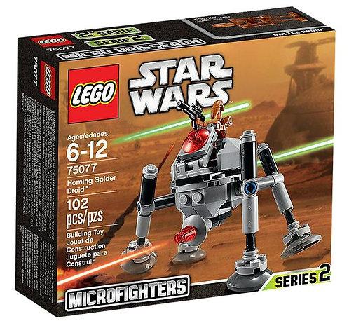 Lego Star Wars Самонаводящийся дроид паук
