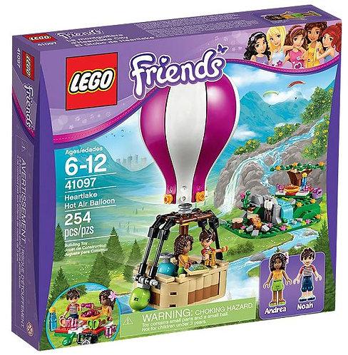 Lego Friends Хартлейк Воздушный шар