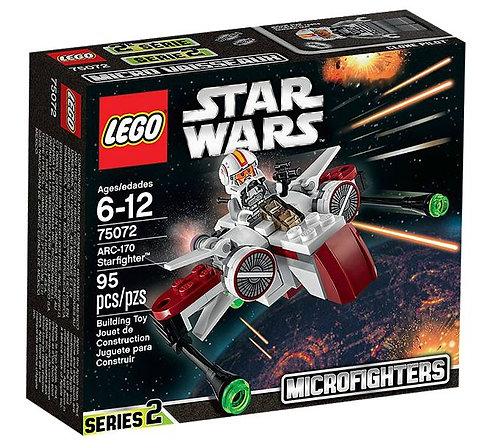 Lego Star Wars ARC-170 Старфайтер