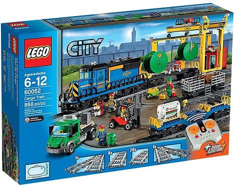 Lego City Грузовой поезд