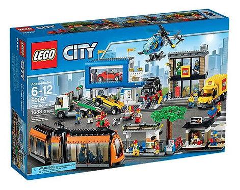 Lego City Городской квартал