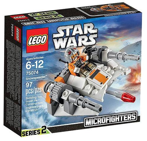 Малые Star Wars. Снеговой спидер microfighter