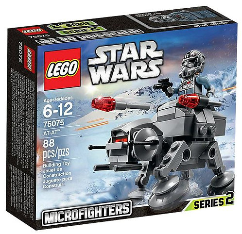 Малые Star Wars. AT-AT microfighter