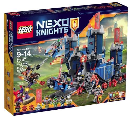 Nexo Knights Фортрекс - мобильная крепость (70317)