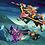 Thumbnail: Nexo Knights Бур-машина Акселя (70354)