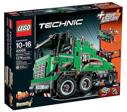 Lego Technic Машина техобслуживания