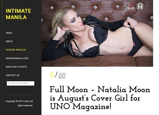 Natalia Moon