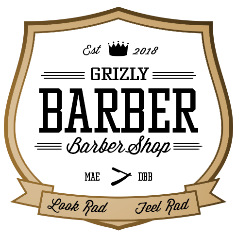 Grizly Barber, Barber, YEG, Edmonton, Mens Haircut, Hot Shave, Whyte Ave