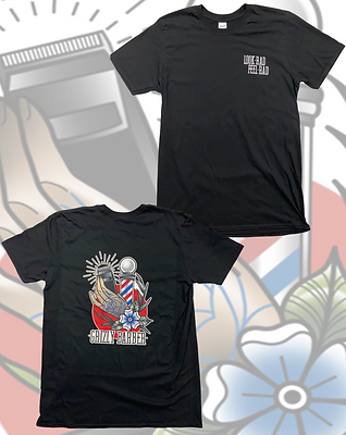 Grizly Barber Traditional Tee