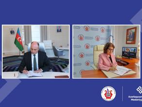 Mədəniyyət Nazirliyi və MİHİRK arasında Sahə Sazişi imzalanıb