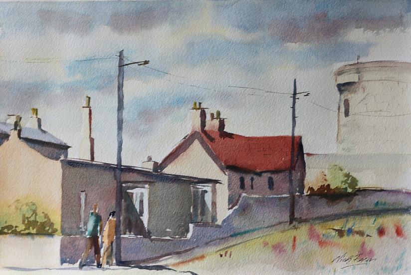 'James Joyce Tower, Sandycove'