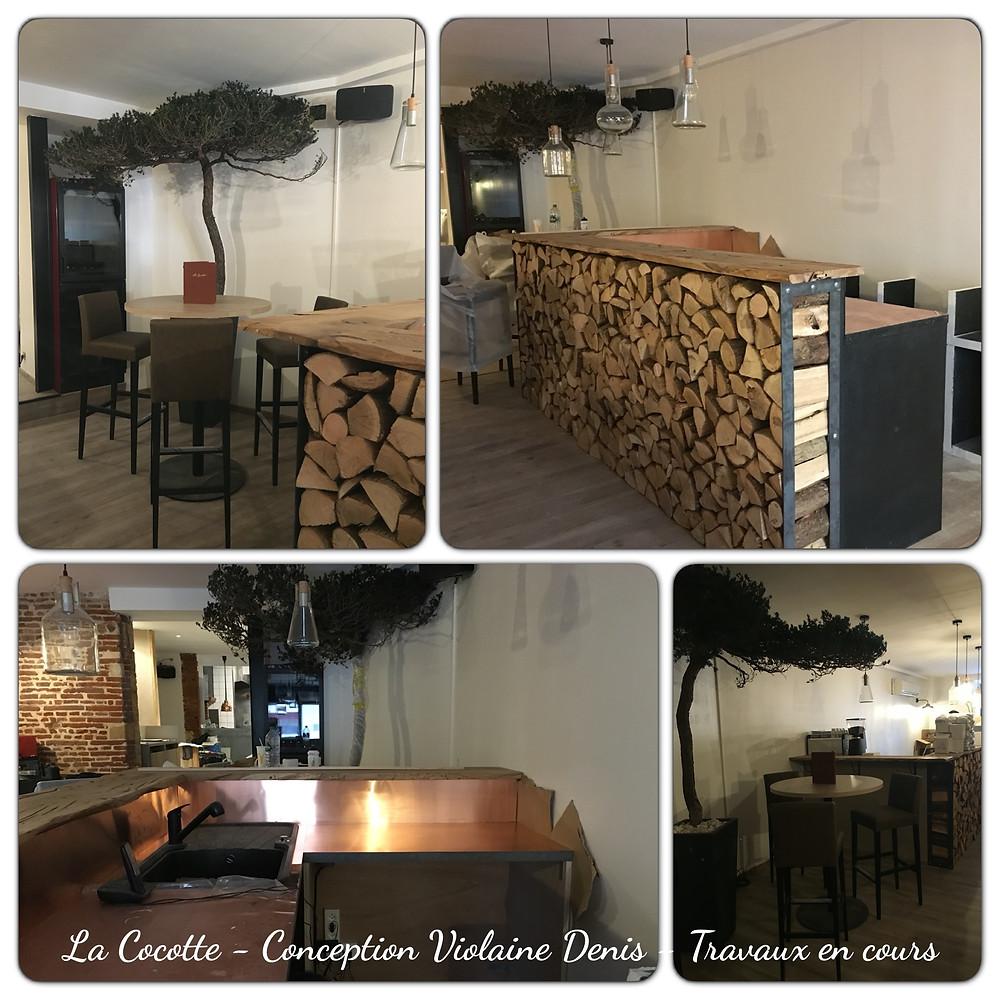 Révonation du restaurant La Cocotte
