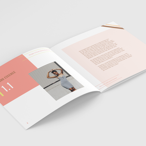 Hunger - Fashion Brand Guidelines