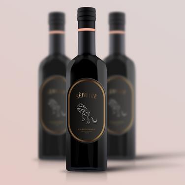 Séduire - Wine Labels