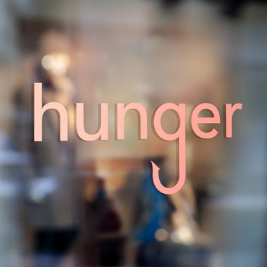 Hunger - Fashion Branding