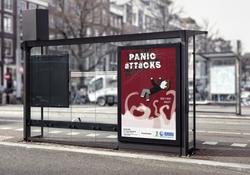 MentalillnessAwareness_BusStop_PanicFINAL