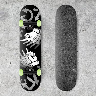 The Light-Years Skateboard Decks