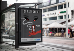 MentalillnessAwareness_BusStop_DepressionFINAL
