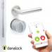 Test Danalock V3 Bluetooth et Z-Wave serrure connectée, Danalock France