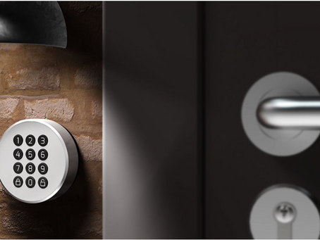 Le nouveau clavier sans fil Danapad étend la sécurité, Accès contrôlé de Danalock V3 Smart Lock