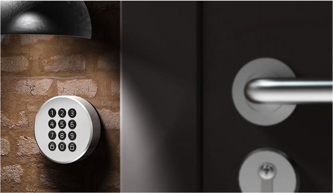 New Danapad Wireless Keypad Extends Secure, Controlled Access of Danalock V3 Smart Lock
