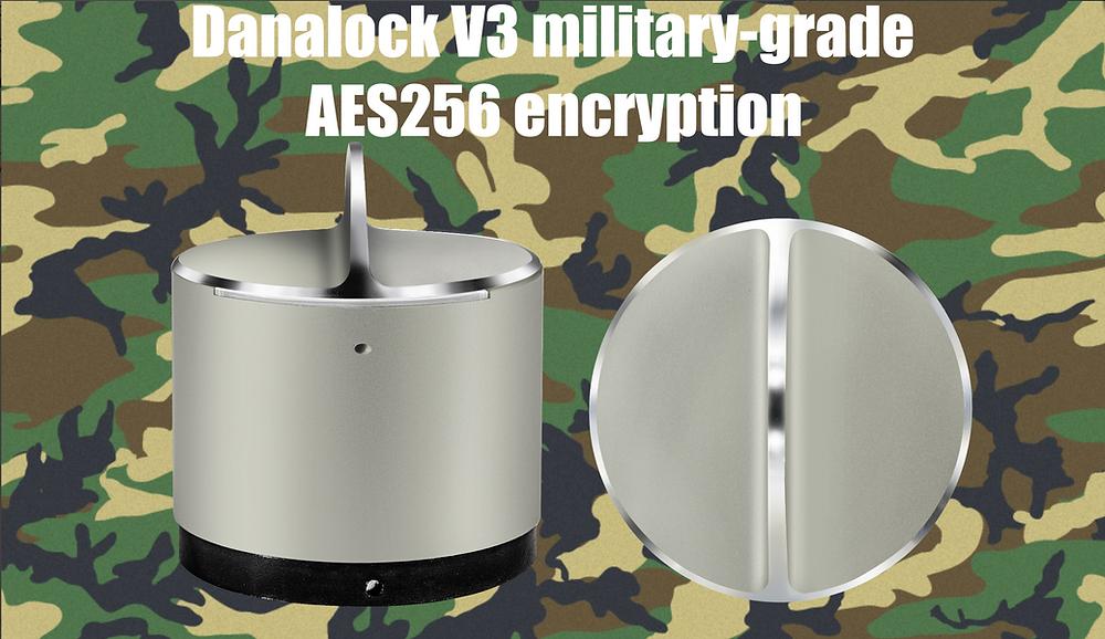 Danalock V3 Security