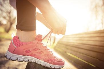 Беговая обувь