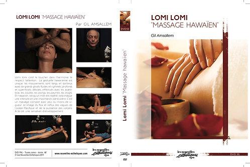Dvd : Le massage hawaïen Lomi Lomi