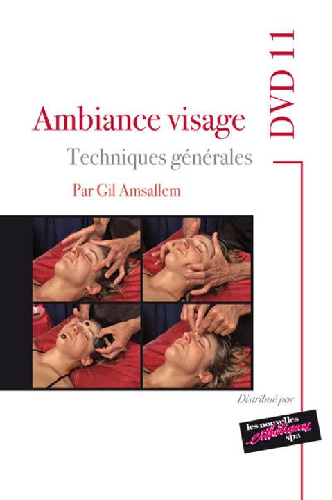 Dvd: Ambiance Visage