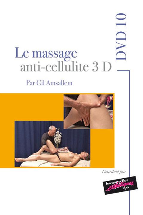 Dvd : Le massage anti-cellulite